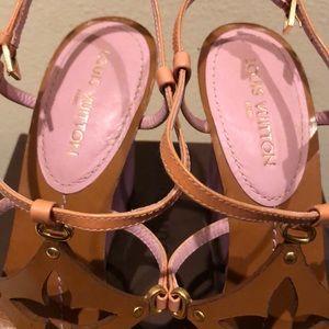 Louis Vuitton Shoes - Louis Vuitton wedges